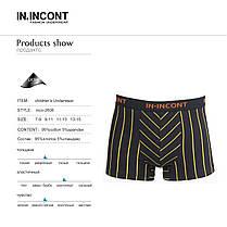 Подростковые стрейчевые шорты на мальчика Марка «IIN.INCONT»  Арт.2606N, фото 3