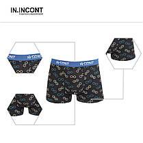 Подростковые стрейчевые шорты на мальчика Марка «IN.INCONT»  Арт.2625, фото 2
