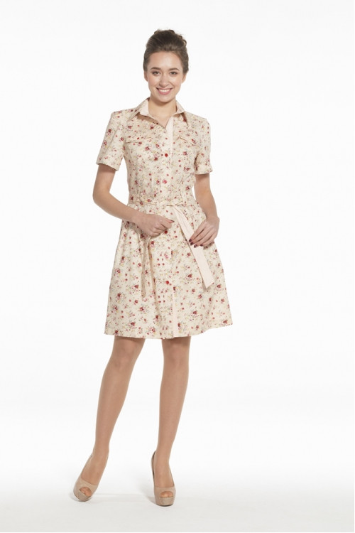 Женское платье КЛ-2767-04