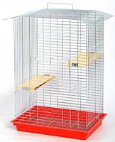 Клетка для шиншилл,белок,крыс,дегу,хорька и прочих грызунов Люкс