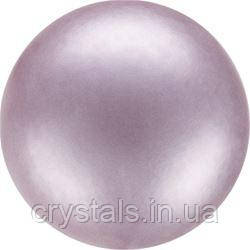 Кабошоны  в цапах Preciosa (Чехия) 5 мм Lavender/серебро