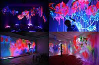 Флуоресцентная краска для баннеров и оракала , фото 1