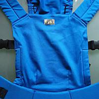 """Эрго-рюкзак """"ForKids"""" голубой первый размер"""