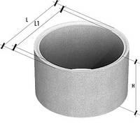 Кольца стеновые пазогребневые КСЕ 10-3