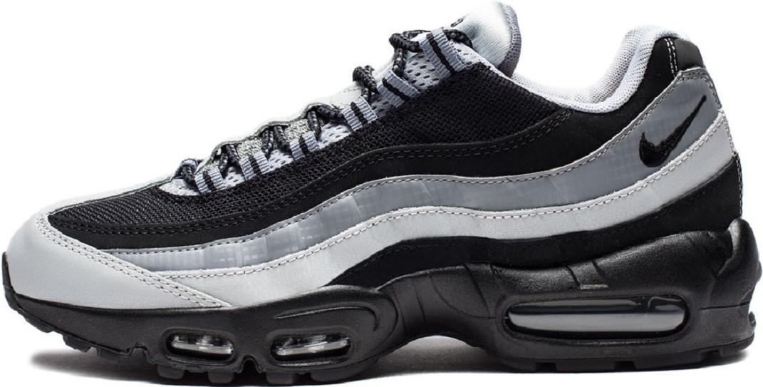 11ea0143910 Купить кроссовки найк Nike Air Max 95 Essential Black Wolf Grey от  tehnolyuks.prom