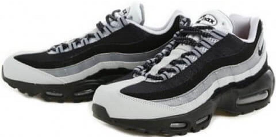 3b361662dd234 Купить кроссовки найк Nike Air Max 95 Essential Black/Wolf Grey от  tehnolyuks.prom ...