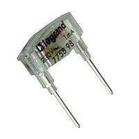 Лампа 230В 1мА для механизмов подсветки/индикации - оранжевая Legrand Galea Life (775898)