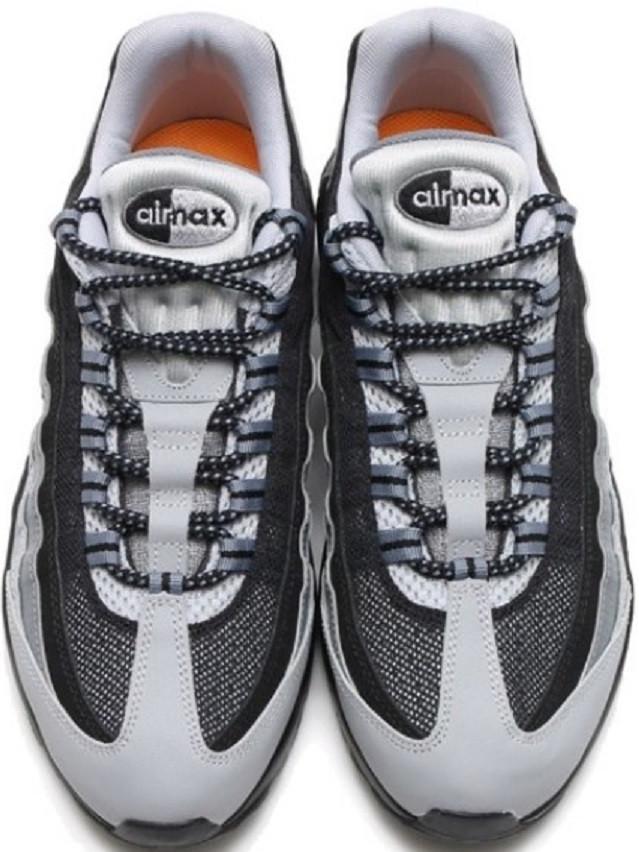 6b3841512e94b ... Купить кроссовки найк Nike Air Max 95 Essential Black/Wolf Grey от  tehnolyuks.prom ...