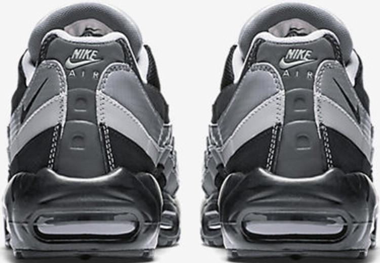 431cac07cb1a6 ... Купить кроссовки найк Nike Air Max 95 Essential Black/Wolf Grey от  tehnolyuks.prom