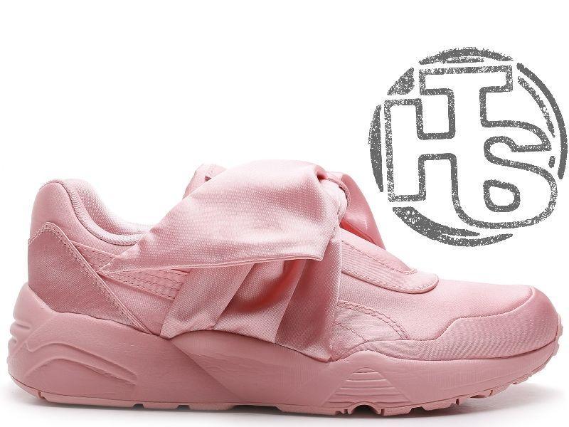 buy popular a34a1 756ef Женские кроссовки Puma Fenty by Rihanna Bow Sneakers Pink 365054-01