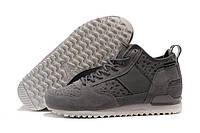 Кроссовки мужские Adidas Military Trail Runner Army Grey, (кроссовки адидас), серые