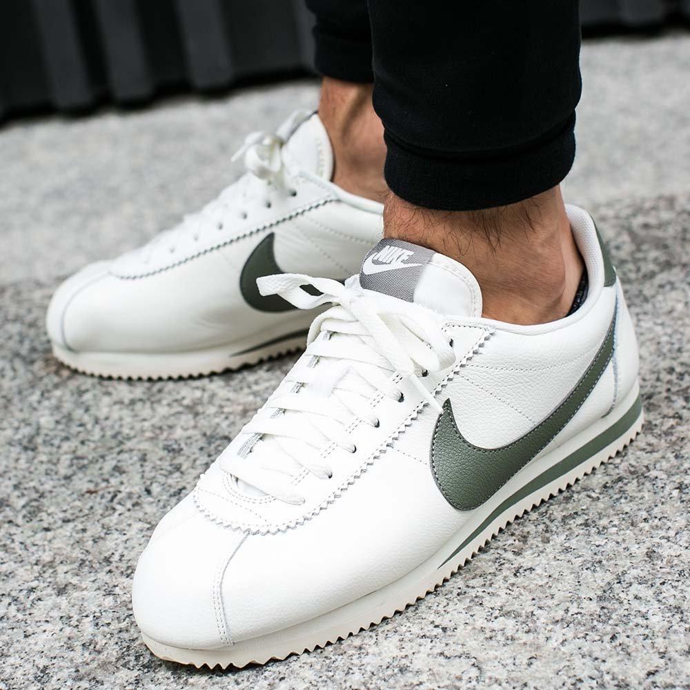 7d8685ef Оригинальные мужские кроссовки Nike Classic Cortez Leather SE