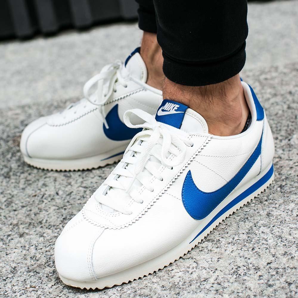 f40941fbb252fe Оригинальные мужские кроссовки Nike Classic Cortez Leather SE