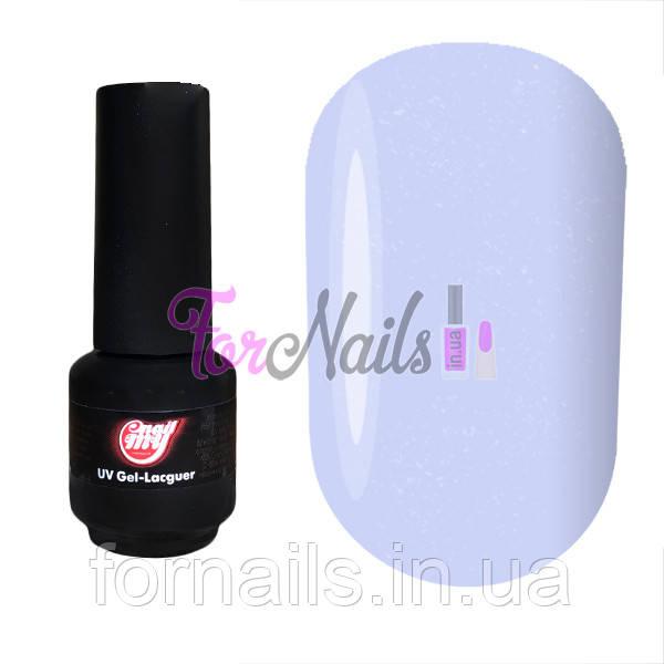 Гель-лак My Nail №68 (небесно-голубой c микроблеском) 9 мл, пластик