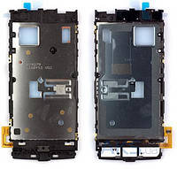 Шлейф для Nokia X7-00, с средней частью, (комплект шлейфов, динамики)