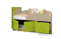 Маугли МДМ-1 кровать детская (Санти-Мебель)