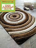 """Акриловий килимок """"Confetti"""" у ванну або туалет БЕЗ вирізу під унітаз, 50х60 див. , 1 шт., фото 8"""