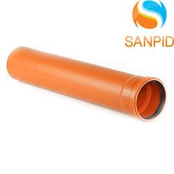 Труба для наружной канализации Wavin 110х3,2х1