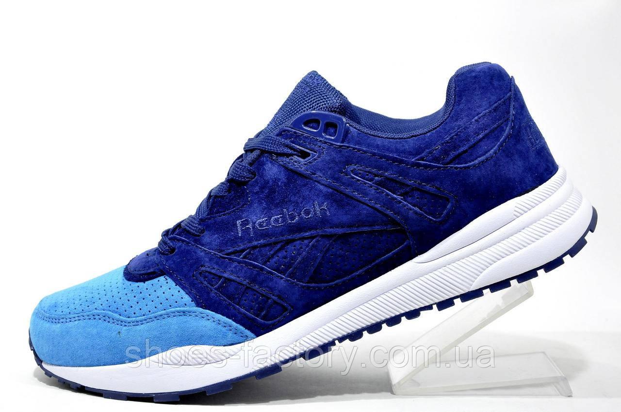 Мужские кроссовки в стиле Reebok Hexalite, Blue