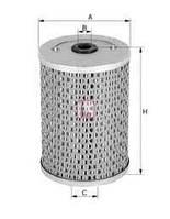 Масляный фильтр S 3630PO