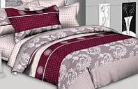 """Комплект постельного белья """"Ранфорc"""" евро размер 186"""