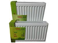 Стальной радиатор TERRA teknik тип22 500x500, фото 1