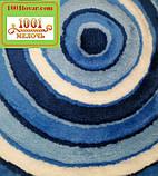 """Акриловий килимок """"Confetti"""" у ванну або туалет БЕЗ вирізу під унітаз, 50х60 див. , 1 шт., фото 3"""