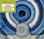 """Акриловий килимок """"Confetti"""" у ванну або туалет БЕЗ вирізу під унітаз, 50х60 див. , 1 шт., фото 4"""