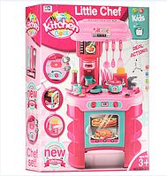 Детская кухня Little Chef 008-908 розовая