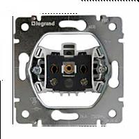 Розетка электрическая 2К (16А, 250В ) Legrand Galea Life (775916)