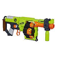 Nerf Бластер  Удар зомби Доминатор Ордовик B1532  (Nerf Zombie Strike Doominator Blaster)