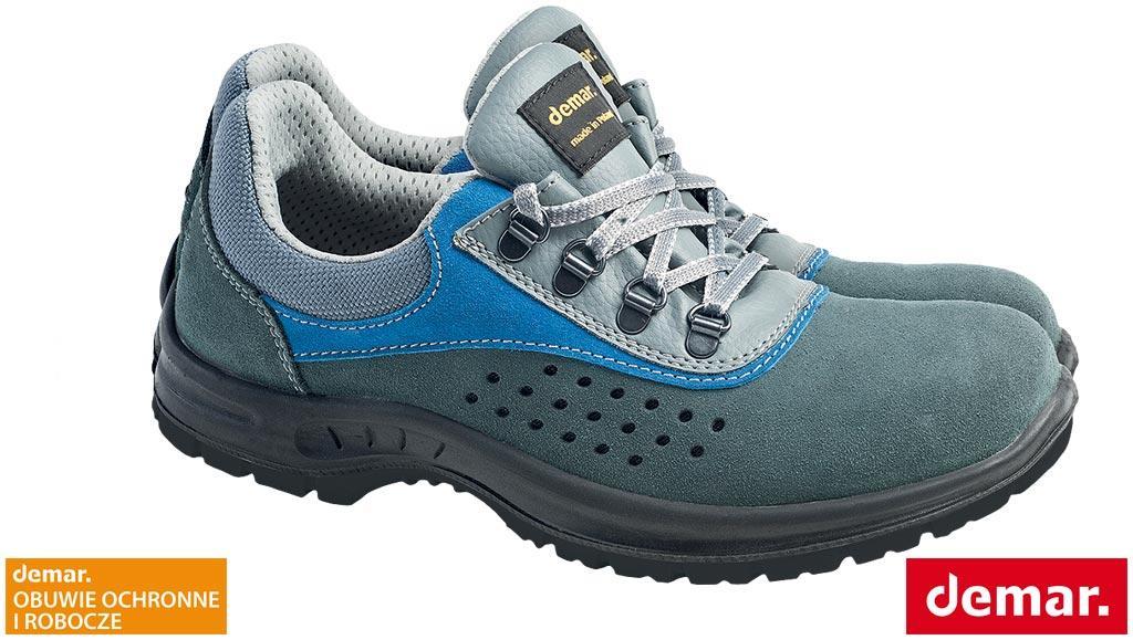 Робочі черевики жіночі Demar BDEXO-L ZNS