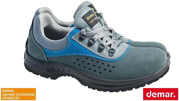 Робочі черевики жіночі Demar BDEXO-L ZNS, фото 2