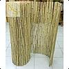 Бамбуковый забор 6000х1000мм.