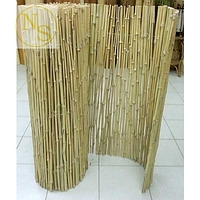 Бамбуковый забор 6000х1500мм.