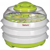 Электросушилка для овощей и фруктов Saturn ST-FP0112 (6 ярусов), фото 1