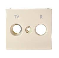 Лицевая панель для розетки TV-R Legrand Valena Слоновая Кость (774342)