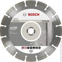Отрезной Диск Bosch Алмазный диск Standard for Concrete230-22,23, 10 шт в уп. (2608603243)