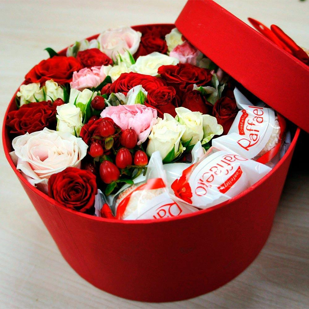 букет цветов и коробка конфет картинки приставам актер