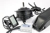 Bafang 350W 36V з акумулятором Samsung 11Ah, електрокомплект для велосипеда