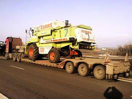 Перевозка сельхозтехники в Броварах
