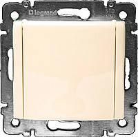 Розетка 2К+З с крышкой Legrand Valena Слоновая Кость (774322)