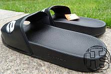 Мужские шлепанцы Supreme Slide Black, фото 3