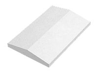 Крышка двускатная 28-60-6,5 перлина