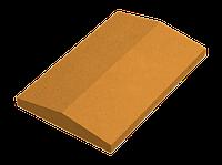 Крышка двускатная 28-60-6,5 оранжин
