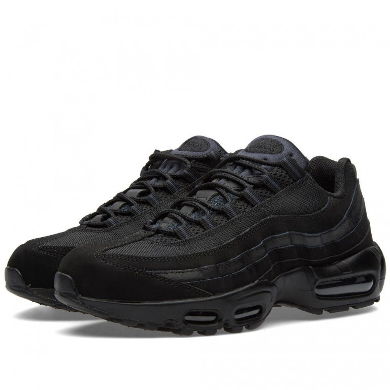 Nike Air Max 95 Triple Black. Кроссовки найк. Стильные кроссовки. Лучший выбор у нас., фото 1