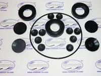 Ремкомплект насос шестеренчатый НШ 100 А-3, НШ 71 А-3 (с радиальной манжетой) ЭО-2621, К-700, К-701