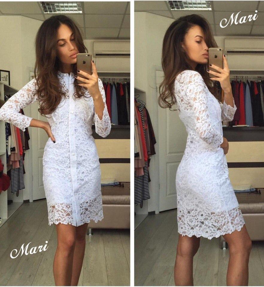 2b6f998728b Очаровательное женское платье двойка (дорогое кружево