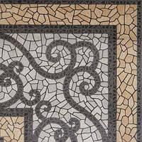 30х30 Керамическая плитка пол Византия бежевый