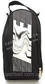 Удобная тканевая мужская сумка с логотипом art. для сменки (101126)